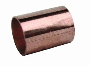 22mm Capillary End Feed Slip coupling (Bag of 25=£17.64)